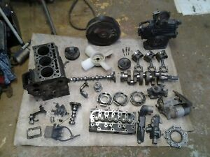Used Kubota Rtv 900 Fuel Injection Pump D902