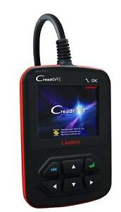 Launch Obd2 Scanner Creader Vi Creader 6 Car Obdii Code Reader Scanner