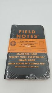 Field Notes Limited Edition pretty Much Everything Sealed Eeek 3840 Of 5000