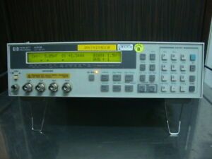 Hp 4263b Lcr Meter 100hz 100khz With Opt 002