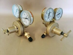 Rebuilt Harris 92 100 92 15 Regulator Set Oxy Acetylene propane with Warranty