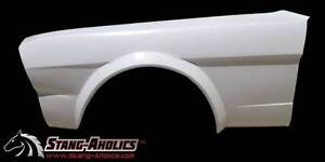 1964 1965 1966 Mustang Gt rs Custom Fiberglass Front Fenders With Flares