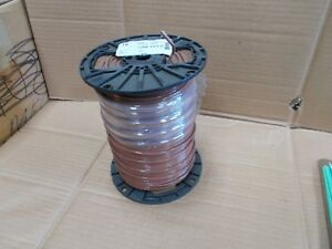 10 Awg Thhn Thwn Electric Wire 500 Spool Solid Brown