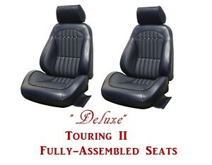 Deluxe Touring Ii Fully Assembled Seats 1969 Camaro Your Choice Of Color