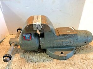 Wilton 3 92 Vise 4 Jaws Bullet Bench Vise 4 Aluminum Jaws Usa Made Free Ship