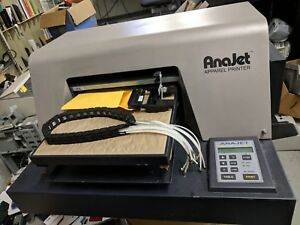 Anajet Dtg Apparel Printer Fp 125 A