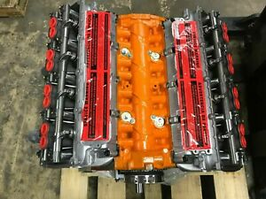 Reman Challenger Charger Grand Cherokee 300 6 1l Hemi Long Block Engine Assembly