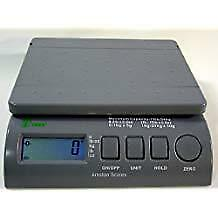 75 Lb X 0 5 Oz Digital Postal Postage Shipping Scale Mail Usps Ups Fedex Bench