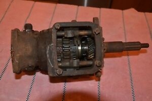 1937 1938 1939 1940 Chevrolet Gmc Pickup Truck 3 Speed Transmission As Is