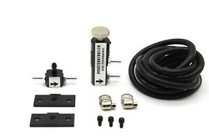 Universal Adjustable Manual Turbo Boost Controller Kit 1 30 Psi In Cabin