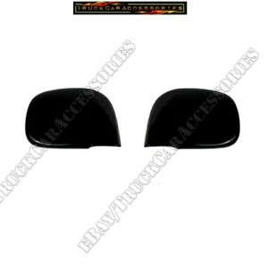 For 2002 2003 2004 2005 2006 2007 2008 Dodge Ram 1500 Black Gloss Mirror Covers