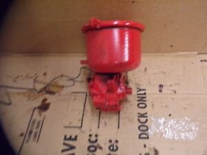 Ford Tractor Power Steering Pump 801 601 800 600 900 901 2000 4000