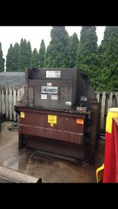 Selling 2 Trash Compactors Lot One Price Marathon Vip 6 Yards