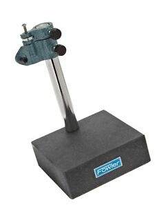 Fowler Full Warranty 52 580 030 0 Granite Gage Stand 8 Column Height 0 000