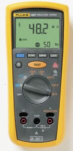 New In Box Fluke 1507 Digital Megohmmeter Insulation Resistance Tester