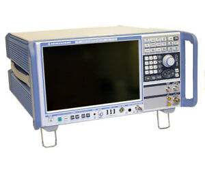 Rohde Schwarz Fsw26 Signal And Spectrum Analyzer 2 Hz 26 5 Ghz Op024
