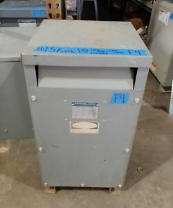 Sorgel 15kva Single Phase Dry Transformer 120 240 120 240v