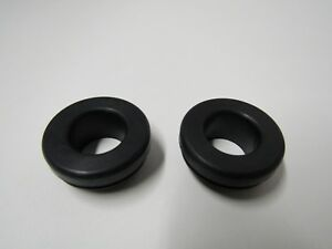 Rubber Pcv Breather Grommets For Aluminum Valve Covers Pair Sbc Bbc Sbf 7218