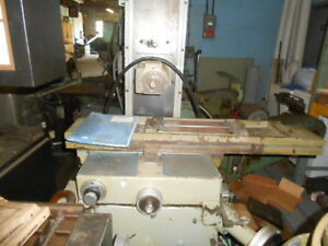 Mitsui Surface Grinder For Parts Model 205 Mh Moving Sale Must Go