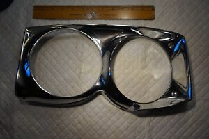 Headlight Door Passenger Side Nos Ford 1965 Mercury And Comet