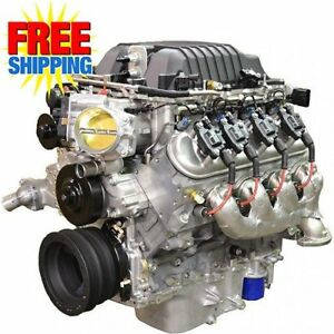 Chevrolet Performance 19370850 Lsa Supercharged 6 2l Engine 556 Hp 6100 Rpm 55