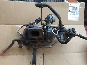 1987 Chrysler dodge 2 2 Lebaron Garrett Turbo Charger Complete Low Miles Rebuilt