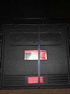Snap on Tools Eefi500a Master Fuel Injection Pressure Gauge Testing Kit Set New