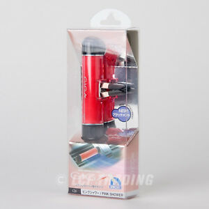 Giga Clip Air Freshener Pink Shower Q6 056016 Red Authentic Made In Japan