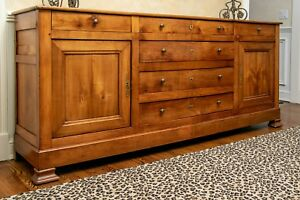 Large Custom French Pine Sideboard 81201