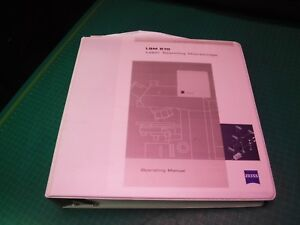 operating Manual Zeiss Lsm510 Laser Scanning Confocal Microscope Periscope
