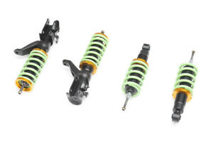 Raceland Ultimo Coilovers For Honda Civic Ep3 01 05 Coilover Suspension Kit