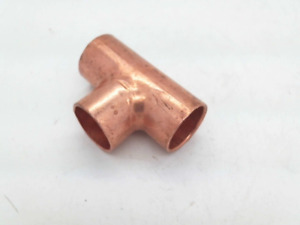 Nibco 1 2 Copper Solder Tee Lot Of 45