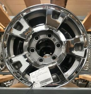 Chevrolet Colorado 2006 2008 Wheel 15x7 Chrome