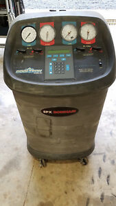 Robinair Model 34800 2k Recovery recycling recharging Unit For R 12 And R 134a R