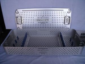Intuitive Surgical Instrument Tray Ref 400221 24 X 10 X 4 Tray Only O1