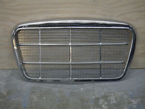 Vintage Studebaker 1962 1963 Lark Grille Surround Center Mesh Insert Very Good