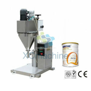 Semi Automatic Dry Powder Filling Machine Auger Filler Machines 110v 220v By Sea