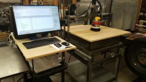 Diy Cnc Wood Router Plasma Cutter Plans Const Manual cd Only Usa