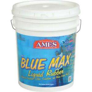 Blue Max Liquid Rubber Membrane Waterproofing Coating 1 Each