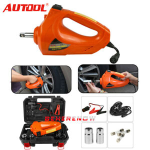 12v Car Impact Wrench Gun Socket Wrench Cordless Electric Auto Tyre Change Tool
