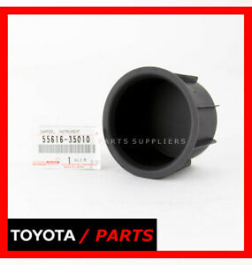 Factory Toyota 07 14 Fj Cruiser Console Cup Holder Insert Front Oem 55616 35010