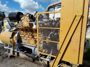 Generator Set Cooler 500kw Good Condition