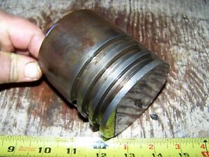 Old Sandwich Cub Jr Hit Miss Gas Engine Piston Steam Magneto Oiler Ignitor Wow