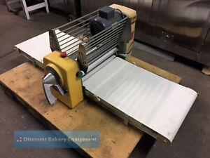 Rondo Table Top Bench Sheeter Stm513