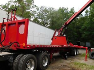 2003 Transcraft W Center Crane