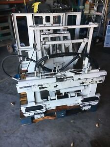 Cascade Push pull Forklift Attachment Slightly Used