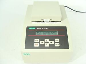 Bio rad Biorad Gene Cycler Pcr System Thermal Cycler Guaranteed