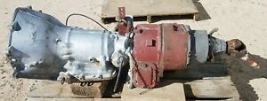 Chevrolet Gmc Turbo 350 Transmission New Process 203 Transfer Case