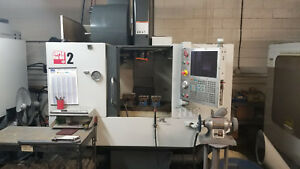 Haas Super Mini Mill 2 Smm2 Smm Cnc Vertical Machining Center New 2014