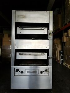 Garland Upright Infra red Gas Broiler Banquet restaurant steak Burger